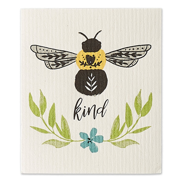 BEE KIND SWEDISH DISHCLOTH
