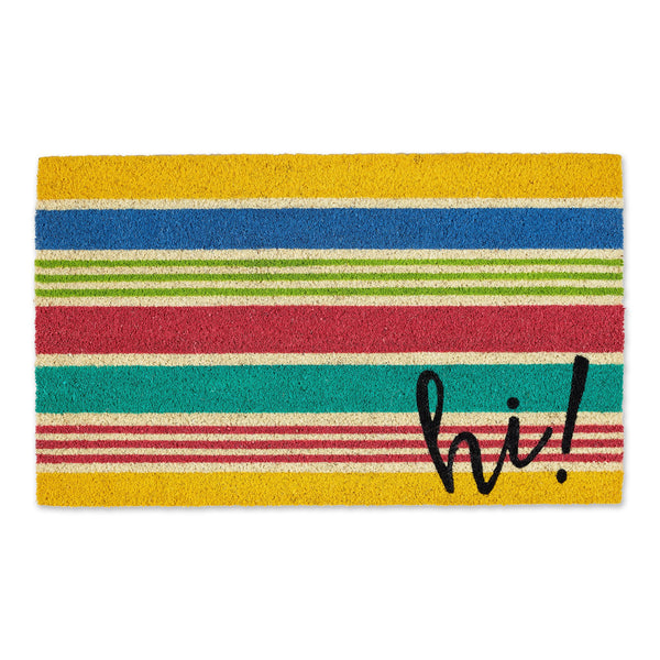 HI! STRIPES DOORMAT