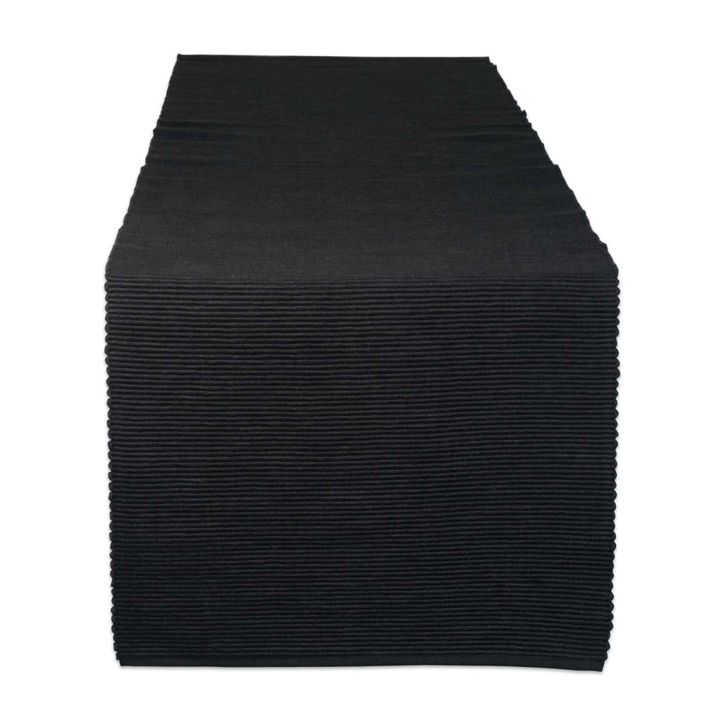 Black Table Runner - DII Design Imports