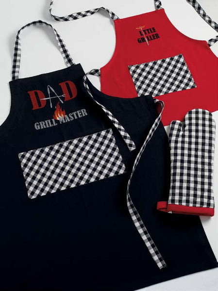 Wholesale - Master Griller Chef's Apron - DII Design Imports - 2
