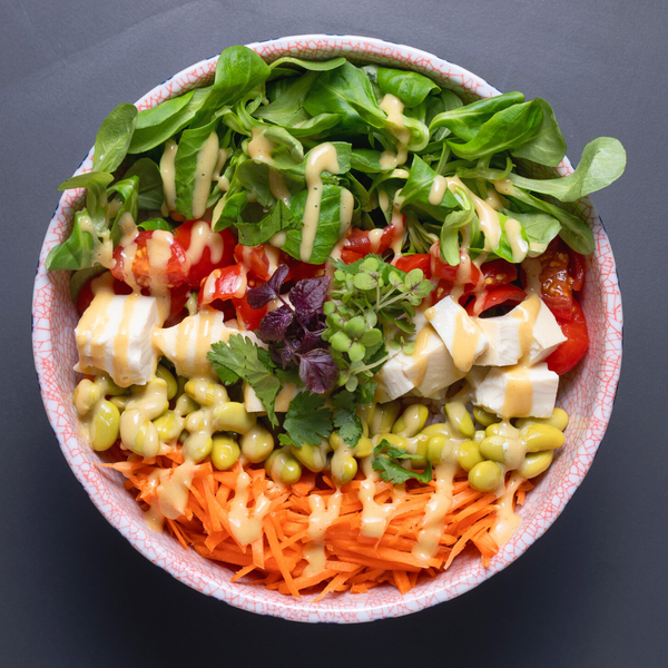 Kenny's Vegan Poké Bowl