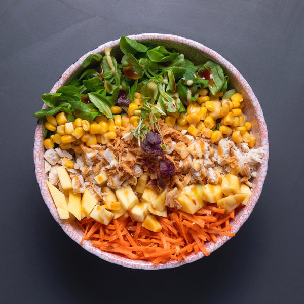 Aloha Chicken Poké Bowl