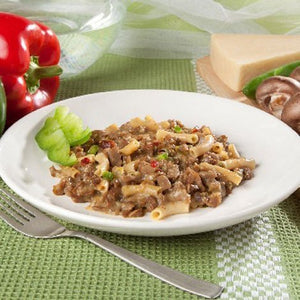 HIGH PROTEIN CHEESESTEAK PASTA LIGHT ENTREE (Pack of 7)