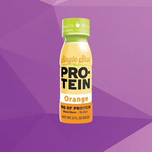 HIGH PROTEIN ORANGE SINGLE SHOT (Pack of 7)
