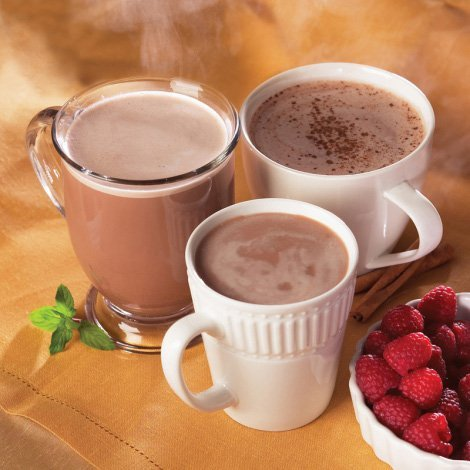 VARIETY PACK HIGH PROTEIN HOT CHOCOLATE (Pack of 7)