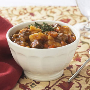 HIGH PROTEIN VEGETABLE STEW WITH BEEF ENTREE (Pack of 7)