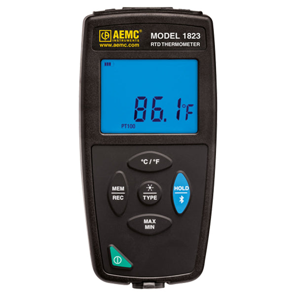 AEMC 1823 RTD Temperature Data Logger