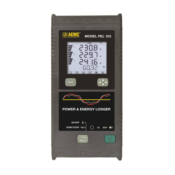 AEMC PEL 103 Power Logger (Rental)