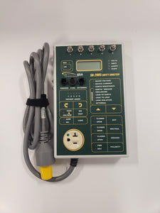 Used BC Biomedical SA-2005 Safety Analyzer for Sale