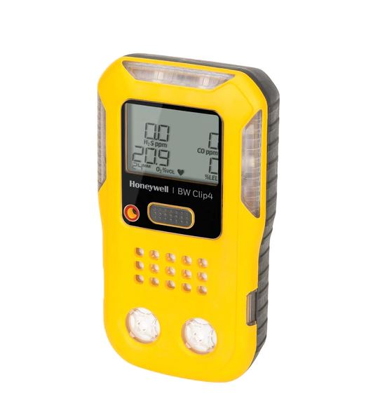 BW BWC4-Y-N 2 Year Quad Gas Detector