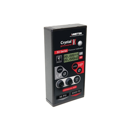Crystal IS33 Dual Range Pressure Calibrator (Rental)
