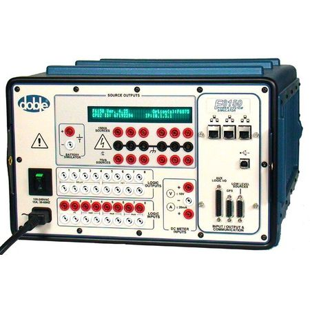 Doble F6150 Relay Testing System (Rental)