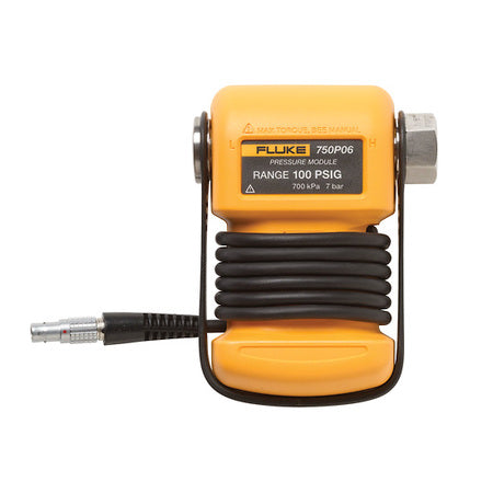 Used Fluke 750P06 (100PSI) Pressure Module for Sale