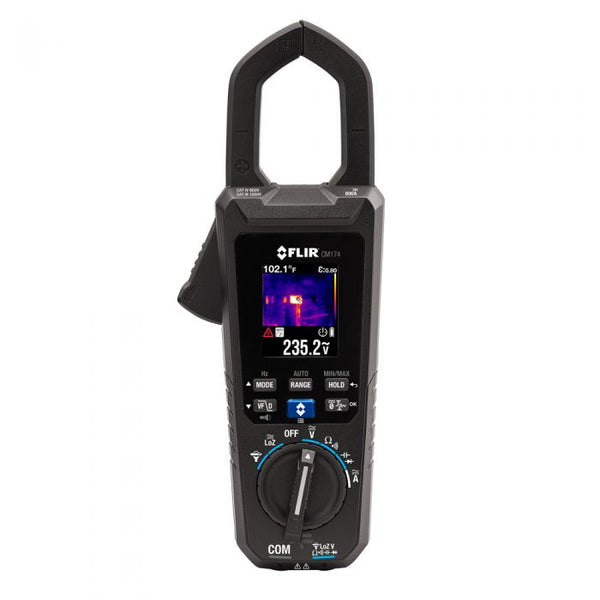 Flir CM174 Industrial Imaging Clamp Meter