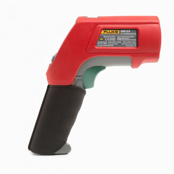 Used Fluke 568 EX Intrinsically Safe Mini Infrared Thermometer for Sale
