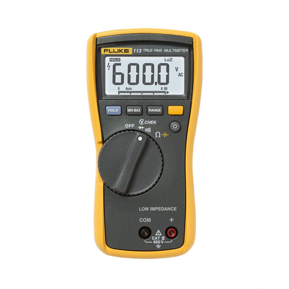 Used Fluke 113 Digital Utility Multimeter for Sale