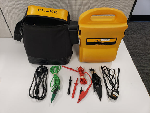 Used Fluke 1550B 5 kV Megohmmeter for Sale