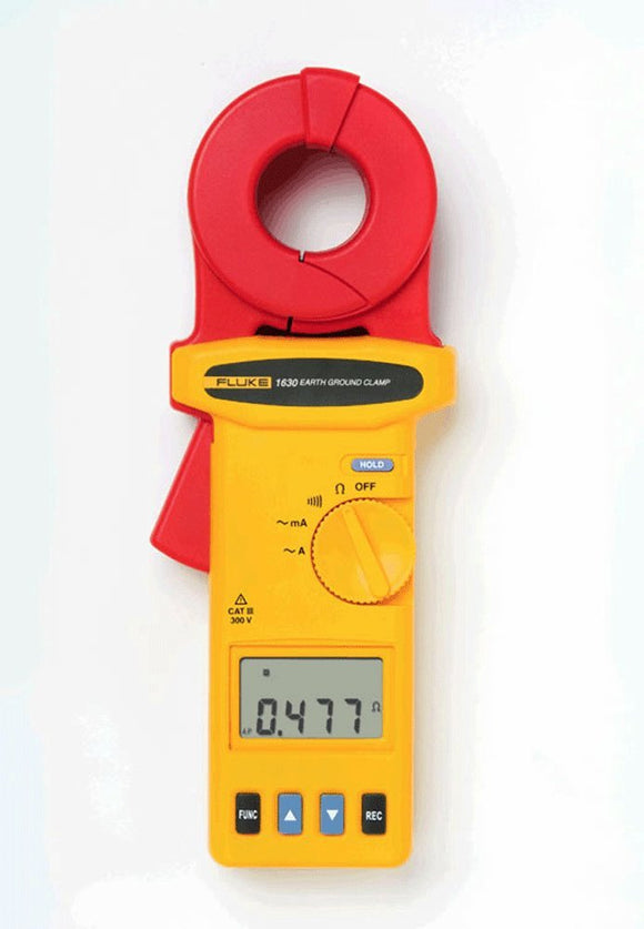 Used Fluke 1630 Earth Ground Clamp Meter for Sale