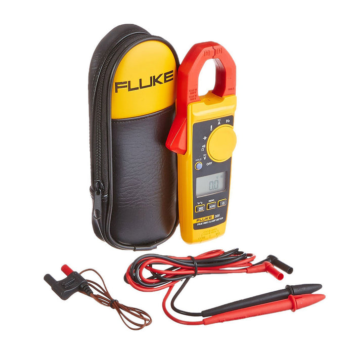 Fluke 325 400A True RMS Clamp Meter