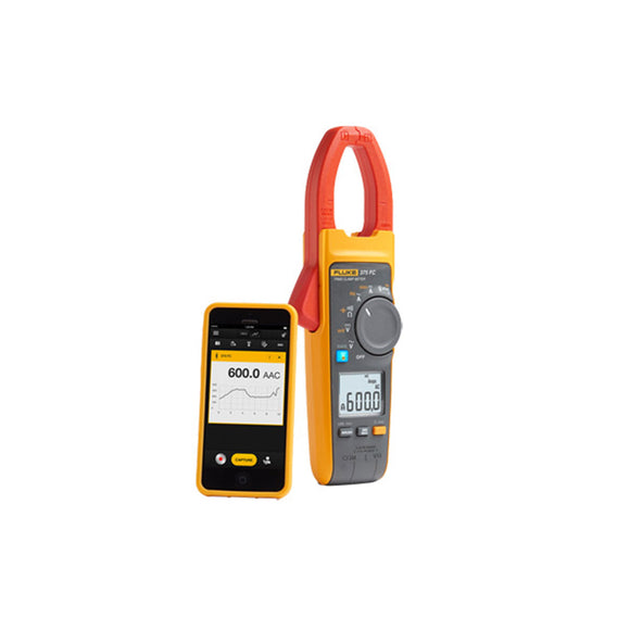 Fluke 375 FC 600A Clamp Meter with Datalogging