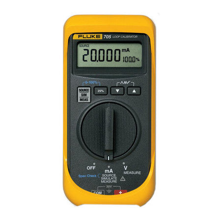 Fluke 705 4-20mA Loop Calibrator
