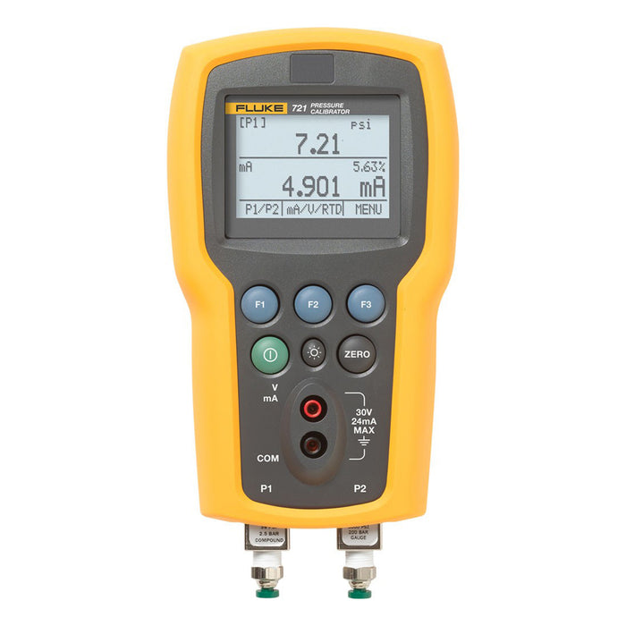Used Fluke 721-3650 Pressure Calibrator for Sale