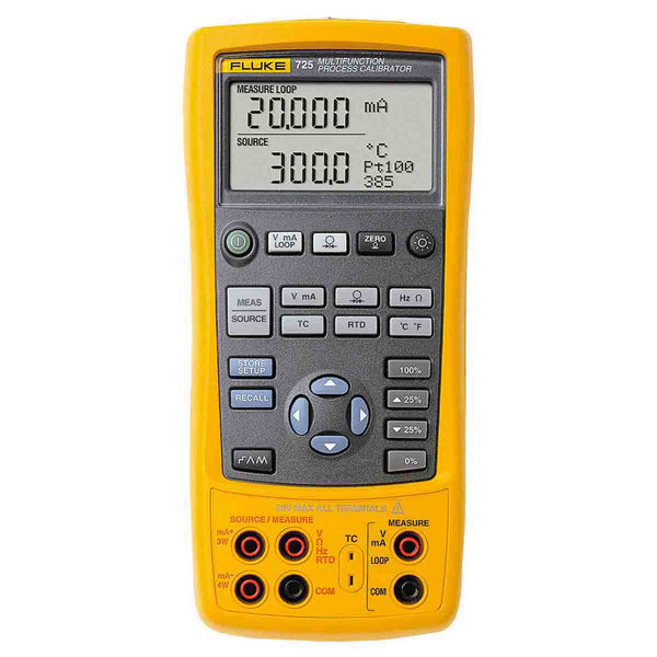 Fluke 725 Process Calibrator (Rental)
