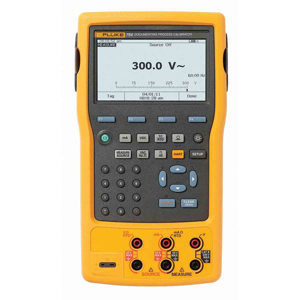 Fluke 754 4-20mA Process Calibrator with HART Communication