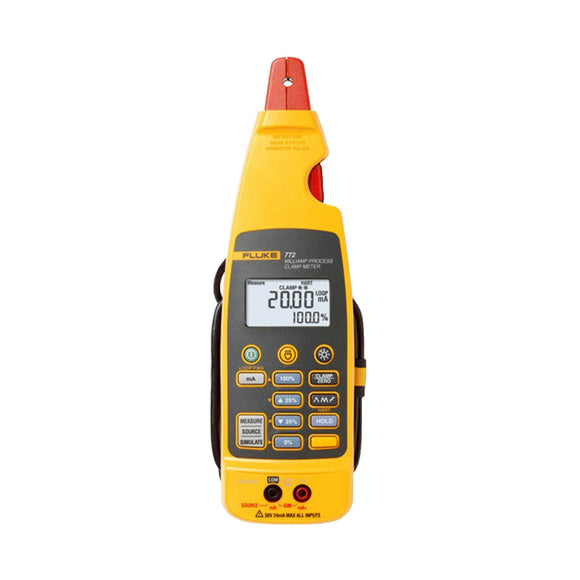 Fluke 772 Milliamp Clamp Meter