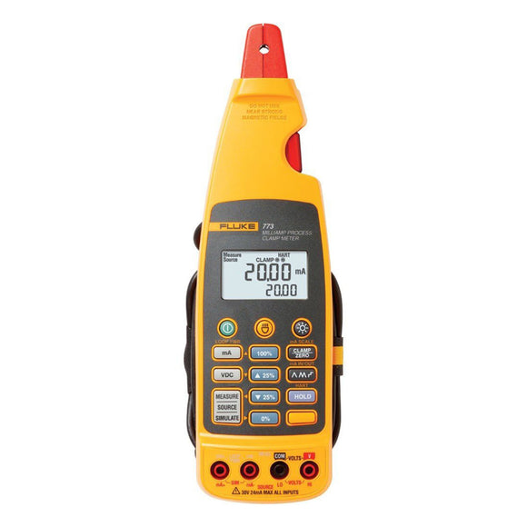 Fluke 773 mA Process Clamp Meter