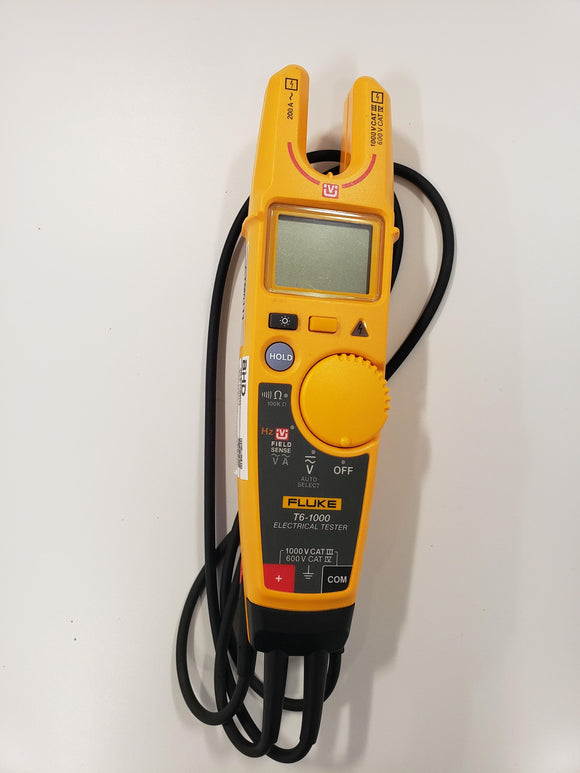 Used Fluke T6-1000 Electrical Tester for Sale