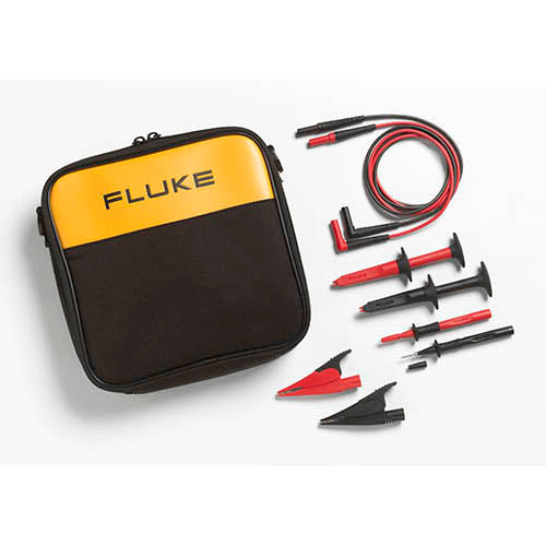 Fluke TLK-220 SureGrip Industrial Test Lead Accessory Set