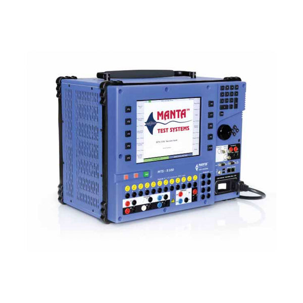Manta MTS-5100 Protective Relay Test System (Rental)