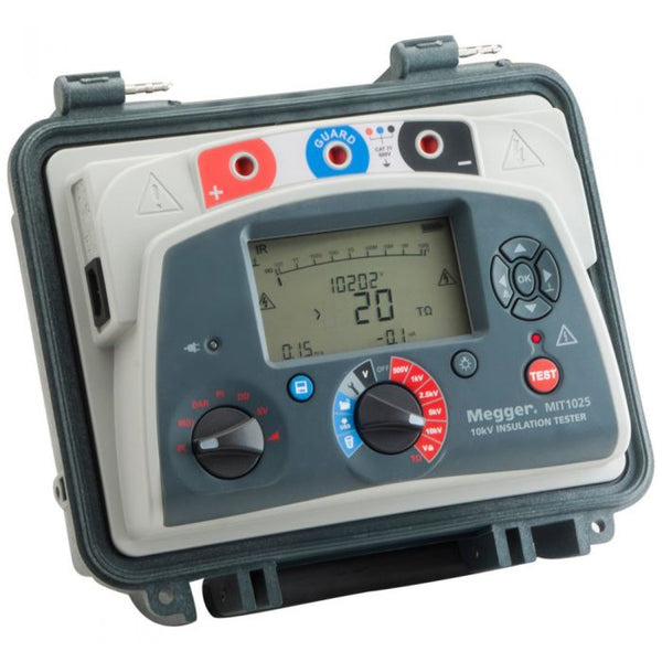 Megger MIT1025 10kV Insulation Tester (Rental)