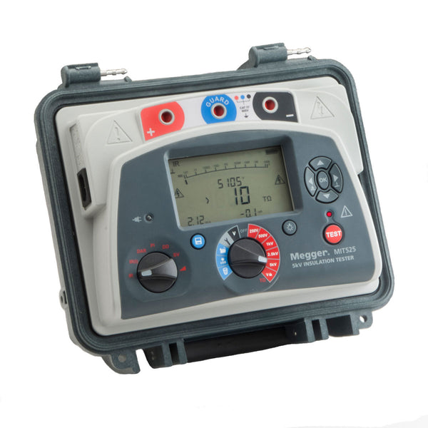 Megger MIT525 5kV Insulation Tester (Rental)