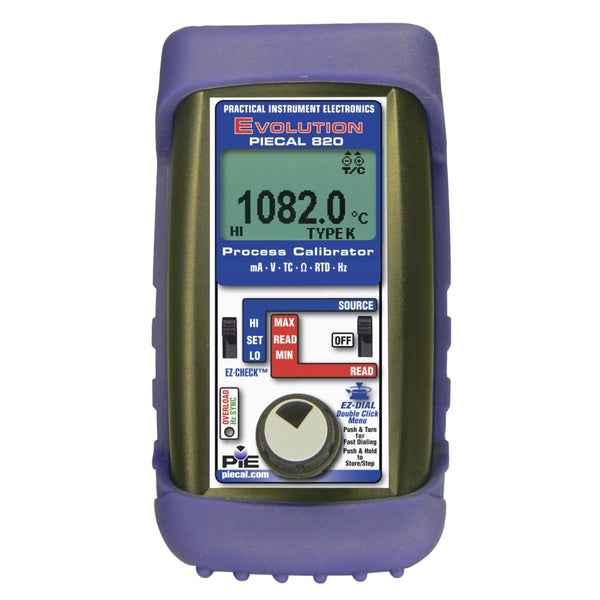 PIECAL 820 4-20mA Process Calibrator