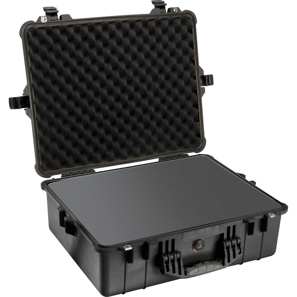Pelican 1600 Case with Foam