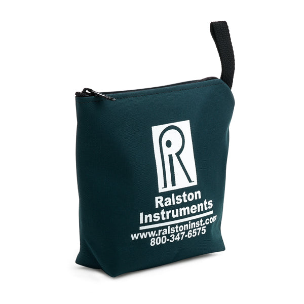 Ralston QTHA-HSBG Zippered Bag, Nylon
