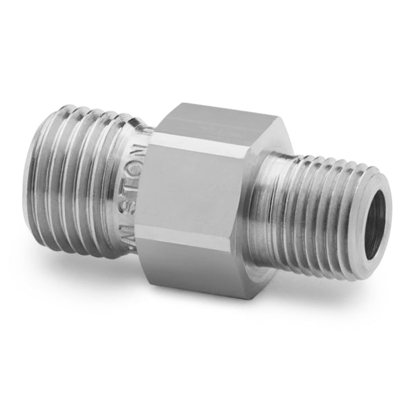 "Ralston QTHA-1MS0 1/8"" Male NPT Quick-Test Adapter"