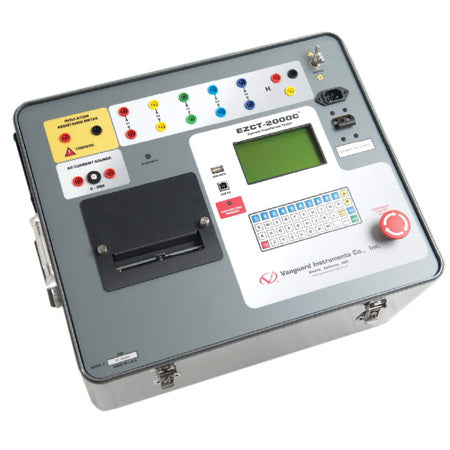 Vanguard EZCT-2000C Plus Current Transformer Tester (Rental)