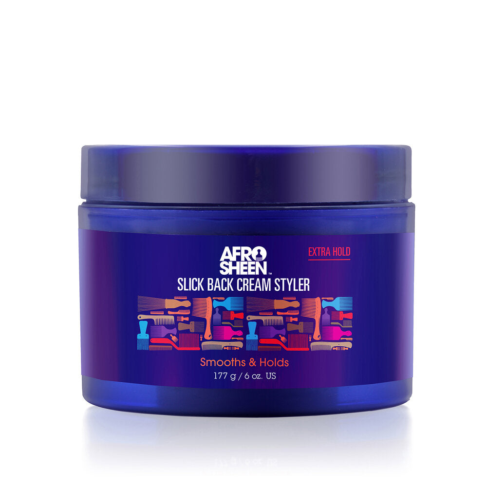 Afro Sheen Slick Back Cream Styler