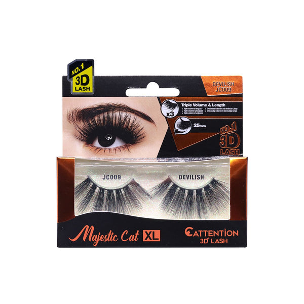 MAJESTIC CAT 3D Lash
