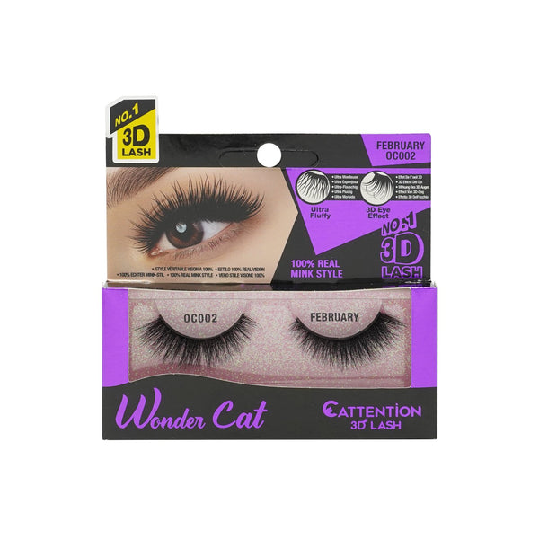 WONDER CAT 3D Lash