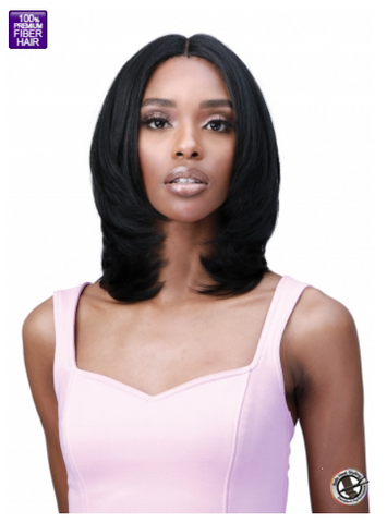BOBBI BOSS PREMIUM SYNTHETIC LACE FRONT WIG MLF321 FAGO