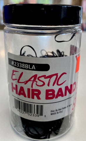 Magic Elastic Hair Band Black