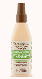Creme of Nature Aloe & Black Castor Oil Leave-In
