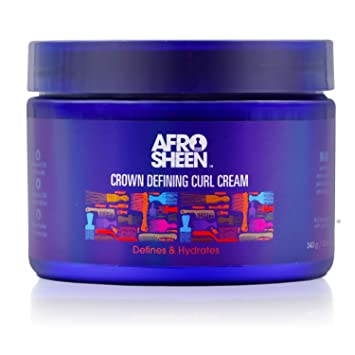 Afro Sheen Crown Defining Curl Cream