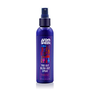 Afro Sheen 'Fro Out Blow-Out Spray