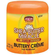 African Pride Shea Miracle Buttery Creme