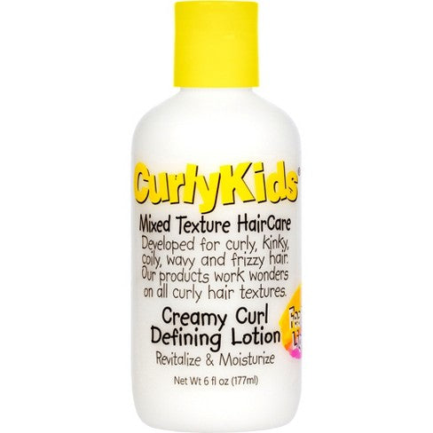Curly Kids Creamy Curl Defining Lotion